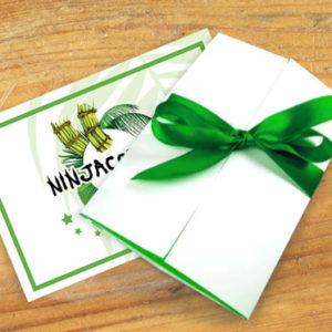 Carte cadeau Ninjacoconut